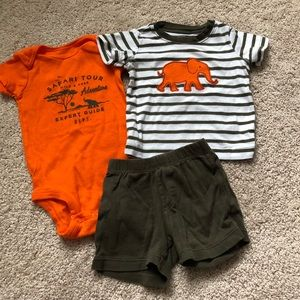 3 for $9 | 3 piece Carter's Outfit